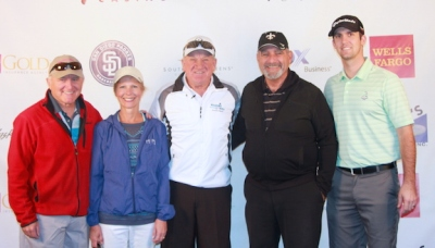 Randy Jones and our team!