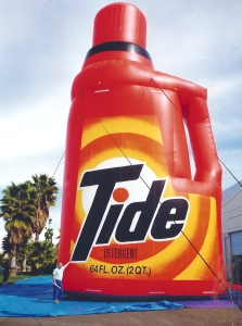 70' Tide bottle